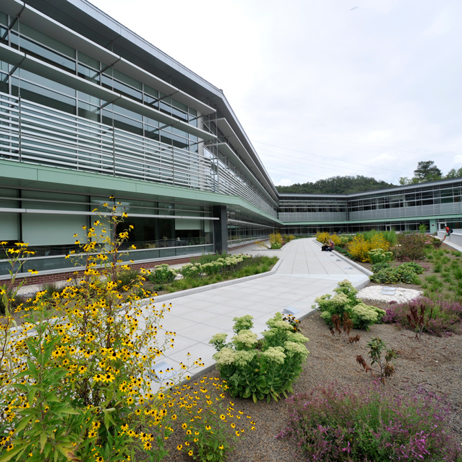 Health and Human Sciences Building on Milennial Campus